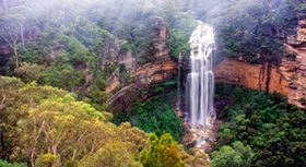 Blue Mountains Eco Tours Wentworth Falls